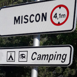 Camping de Miscon , Haut Diois
